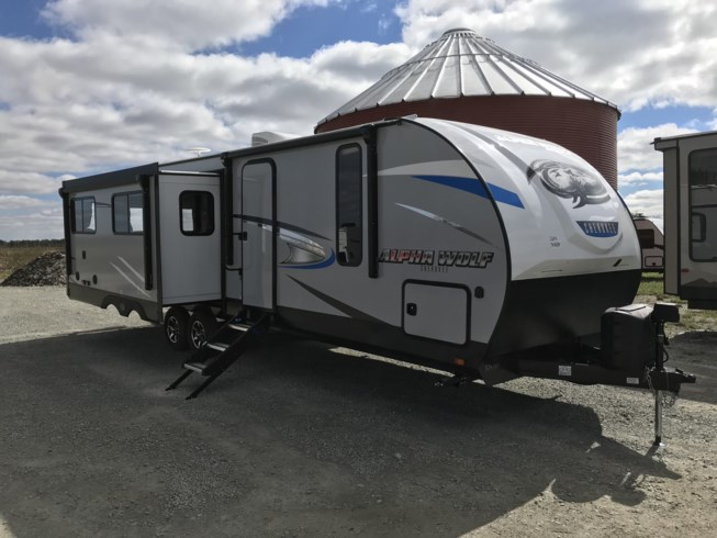 2019 Forest River Cherokee Alpha Wolf 26RL-L
