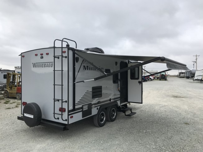 New 2019 Winnebago Micro Minnie 2108DS available in Bunker Hill, Indiana