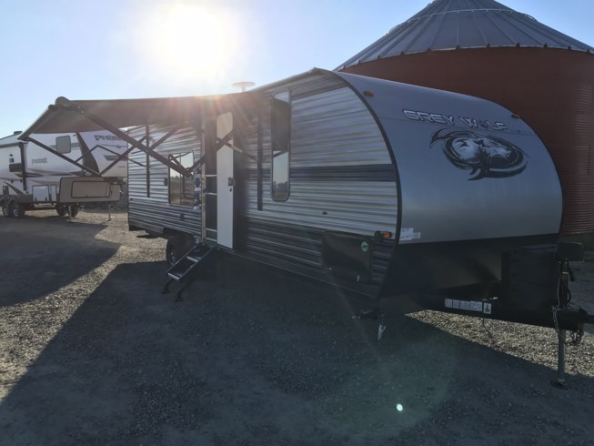 2019 Forest River Cherokee Grey Wolf 26RR