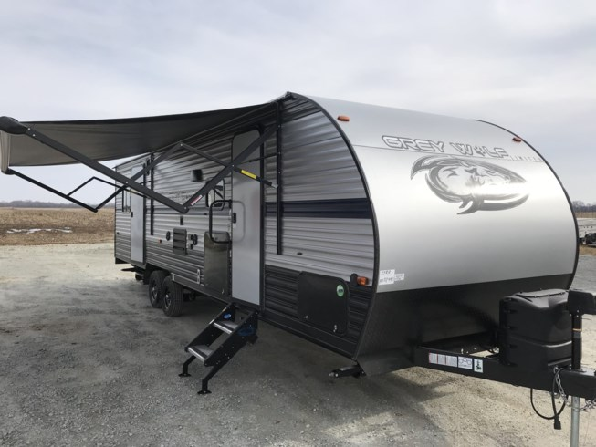 2019 Forest River Cherokee Grey Wolf 27RR
