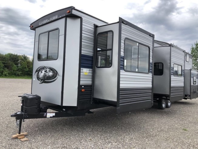 2021 Cherokee Destination 39SR by Forest River from RV Dynasty in Bunker Hill, Indiana