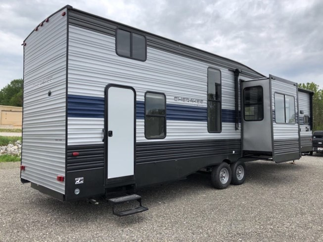New 2021 Forest River Cherokee Destination 39SR available in Bunker Hill, Indiana