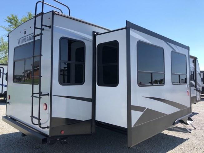 New 2021 Winnebago Voyage V3235RL available in Bunker Hill, Indiana