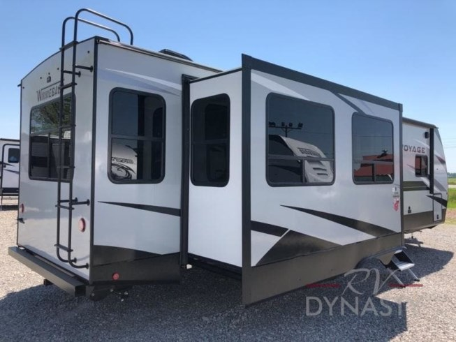 New 2021 Winnebago Voyage 3235RL available in Bunker Hill, Indiana