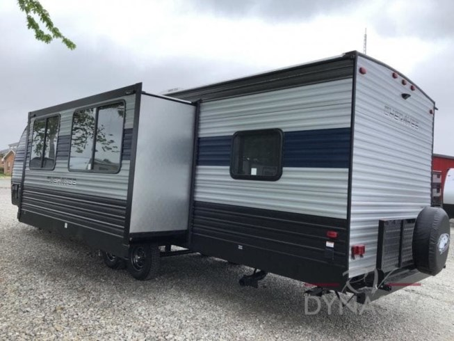 2021 Forest River Cherokee 294GEBG - New Travel Trailer For Sale by RV Dynasty in Bunker Hill, Indiana features Slideout