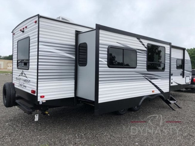 2021 East to West Della Terra 292MK - New Travel Trailer For Sale by RV Dynasty in Bunker Hill, Indiana features Slideout