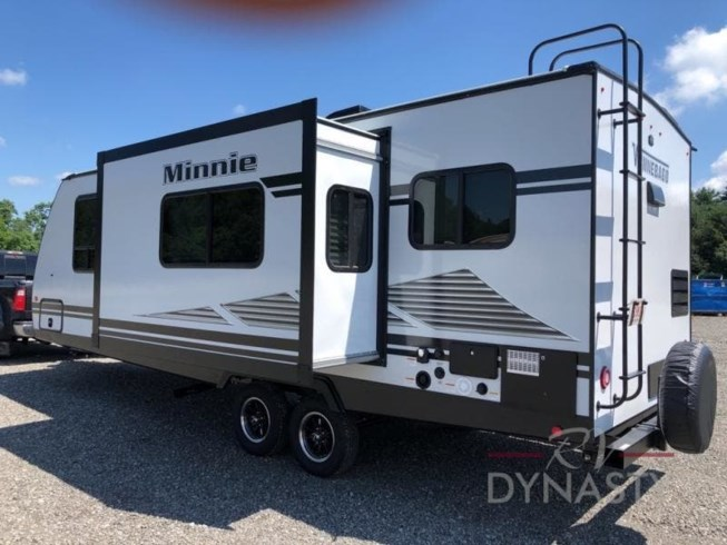 New 2021 Winnebago Minnie 2401RG available in Bunker Hill, Indiana