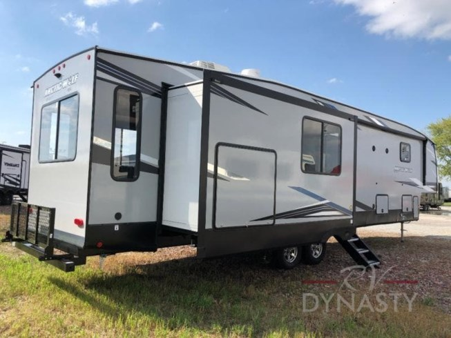 2021 Cherokee Arctic Wolf 3660 SUITE by Forest River from RV Dynasty in Bunker Hill, Indiana