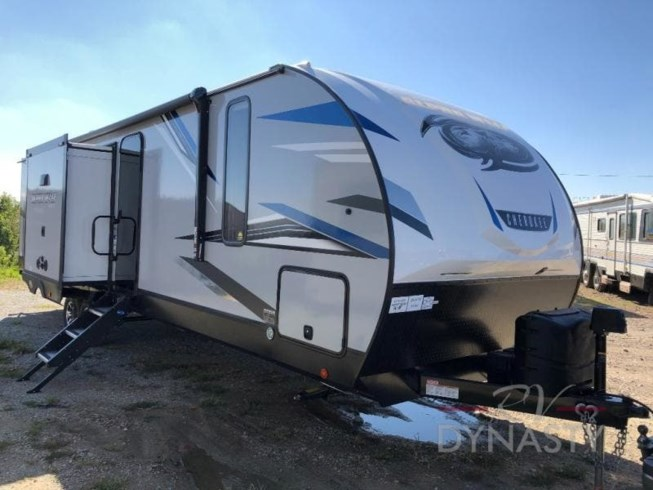 New 2021 Forest River Cherokee Alpha Wolf 33BH-L available in Bunker Hill, Indiana