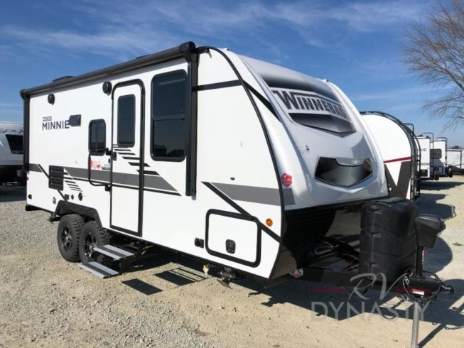 New 2021 Winnebago Micro Minnie 2108DS available in Bunker Hill, Indiana