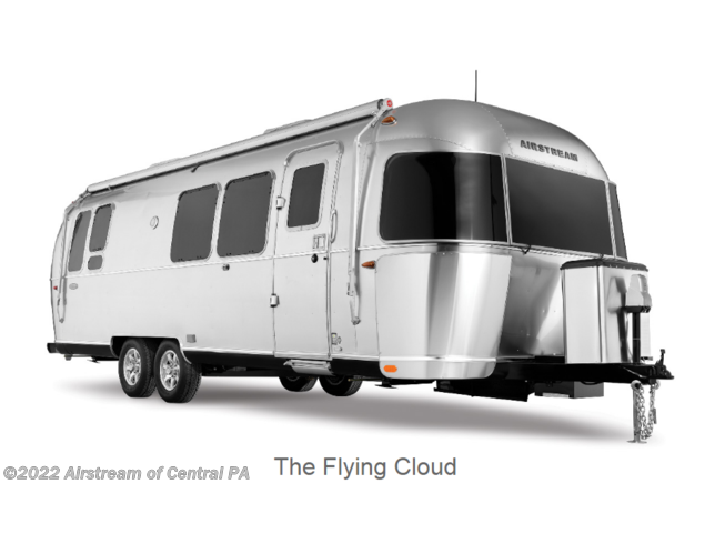 2019 Airstream Globetrotter 25FB