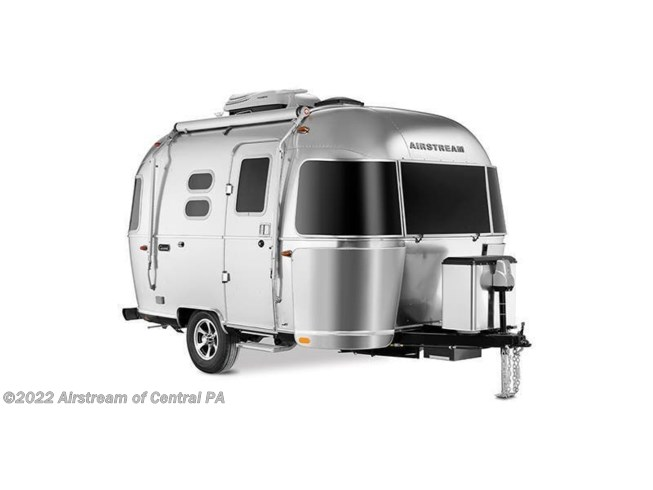 Stock Image for 2021 Airstream Caravel 16RB (options and colors may vary)