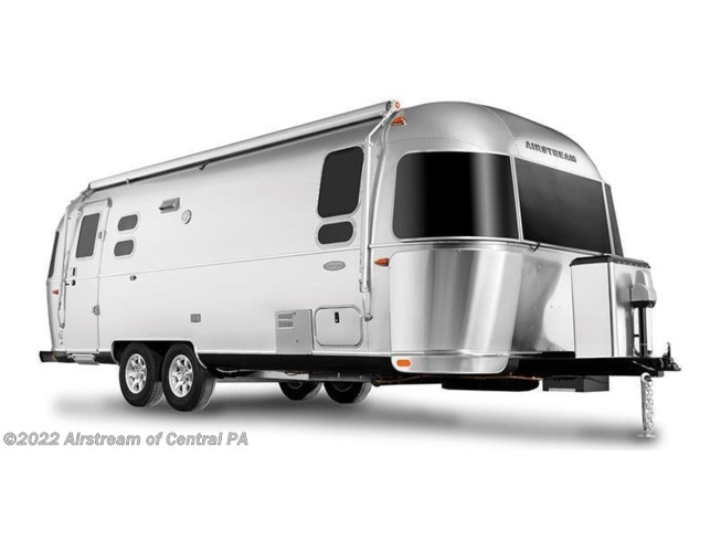 Stock Image for 2021 Airstream Flying Cloud 28RB (options and colors may vary)