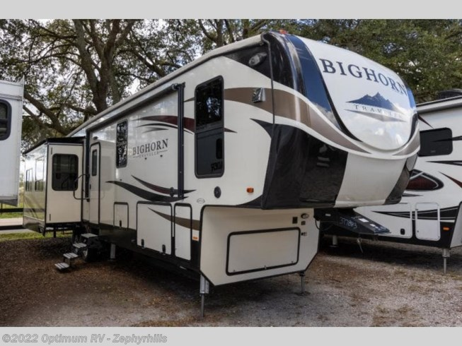 Used 2018 Heartland Bighorn Traveler 39MB available in Zephyrhills, Florida