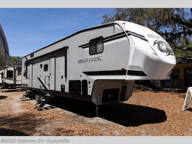 Used 2019 Forest River Cherokee Wolf Pack 315PACK12 available in Zephyrhills, Florida