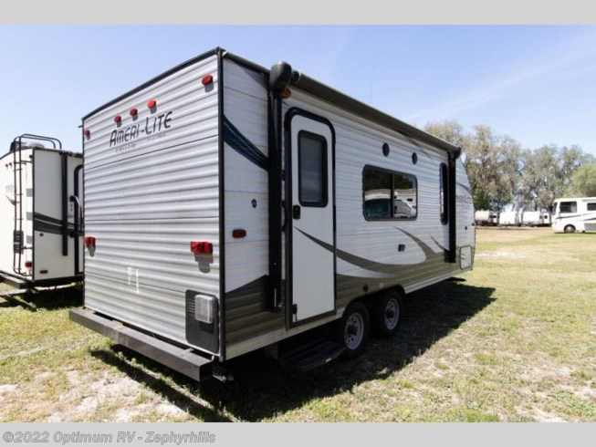 2017 Gulf Stream Ameri-Lite 218MB - Used Travel Trailer For Sale by Optimum RV in Zephyrhills, Florida