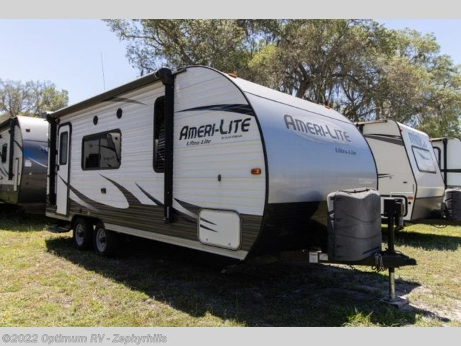 Used 2017 Gulf Stream Ameri-Lite 218MB available in Zephyrhills, Florida