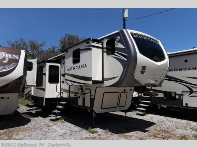 Used 2017 Keystone Montana 3820 FK available in Zephyrhills, Florida
