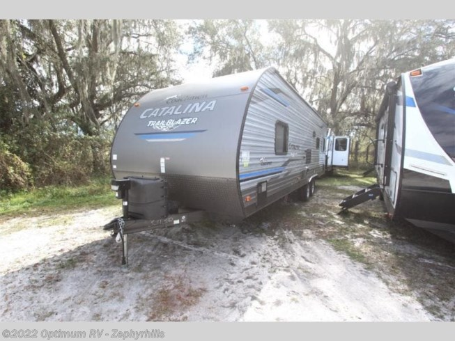 Used 2019 Coachmen Catalina Trail Blazer 26TH available in Zephyrhills, Florida