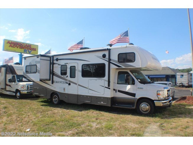 2016 Forest River Forester 2701DS