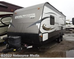 #P0169 - 2015 Heartland RV Trail Runner 21SLE