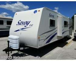 #P0156 - 2008 Holiday Rambler Savoy LE29