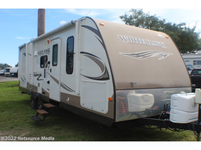 2013 Jayco White Hawk 26DSRB