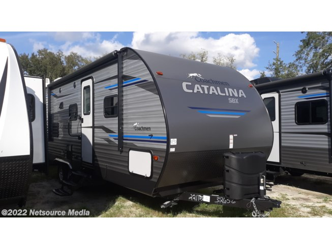 2019 Coachmen Catalina 221TBS