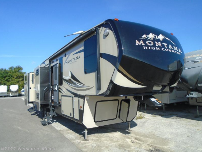 2017 Keystone Montana HIGH COUNTRY 358BH