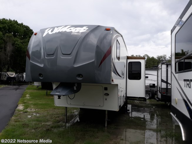 2013 Forest River Wildcat 241RL