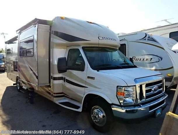 2016 Thor Motor Coach Citation 29TB
