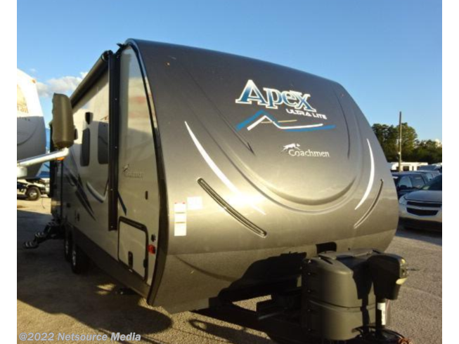 2018 Coachmen Apex 232RKS