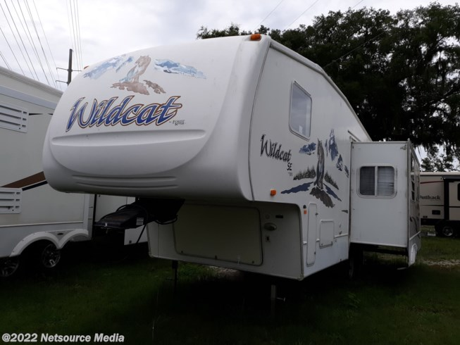 2007 Forest River Wildcat M27RL