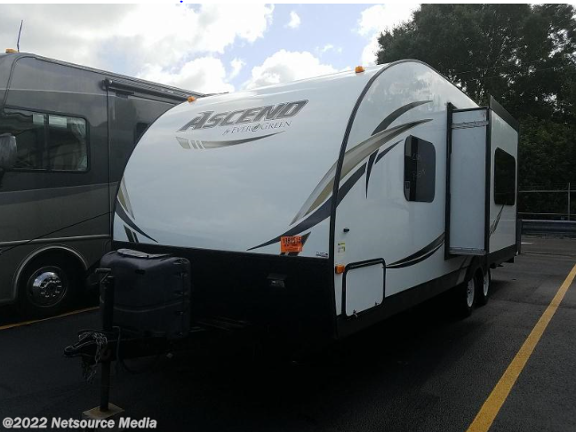 2015 EverGreen RV Ascend 231