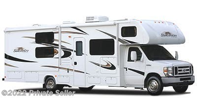 Stock Image for 2014 Forest River Sunseeker 3010DS (options and colors may vary)