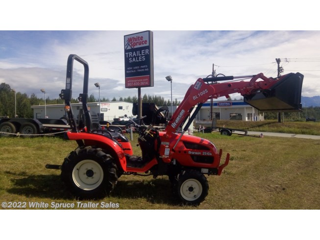 2018 Miscellaneous BRANSON 25 HP TRACTOR, HYDROSTATIC TRANSMISSION