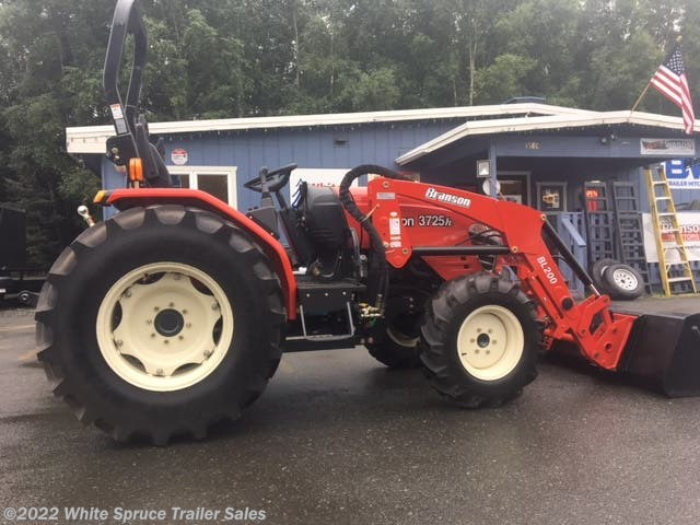 2018 Miscellaneous BRANSON 37 HP TRACTOR, HYDROSTATIC TRANSMISSION