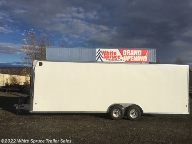 2019 Mission Trailers 8' X 26' ALL ALUMINUM ENCLOSED 10K