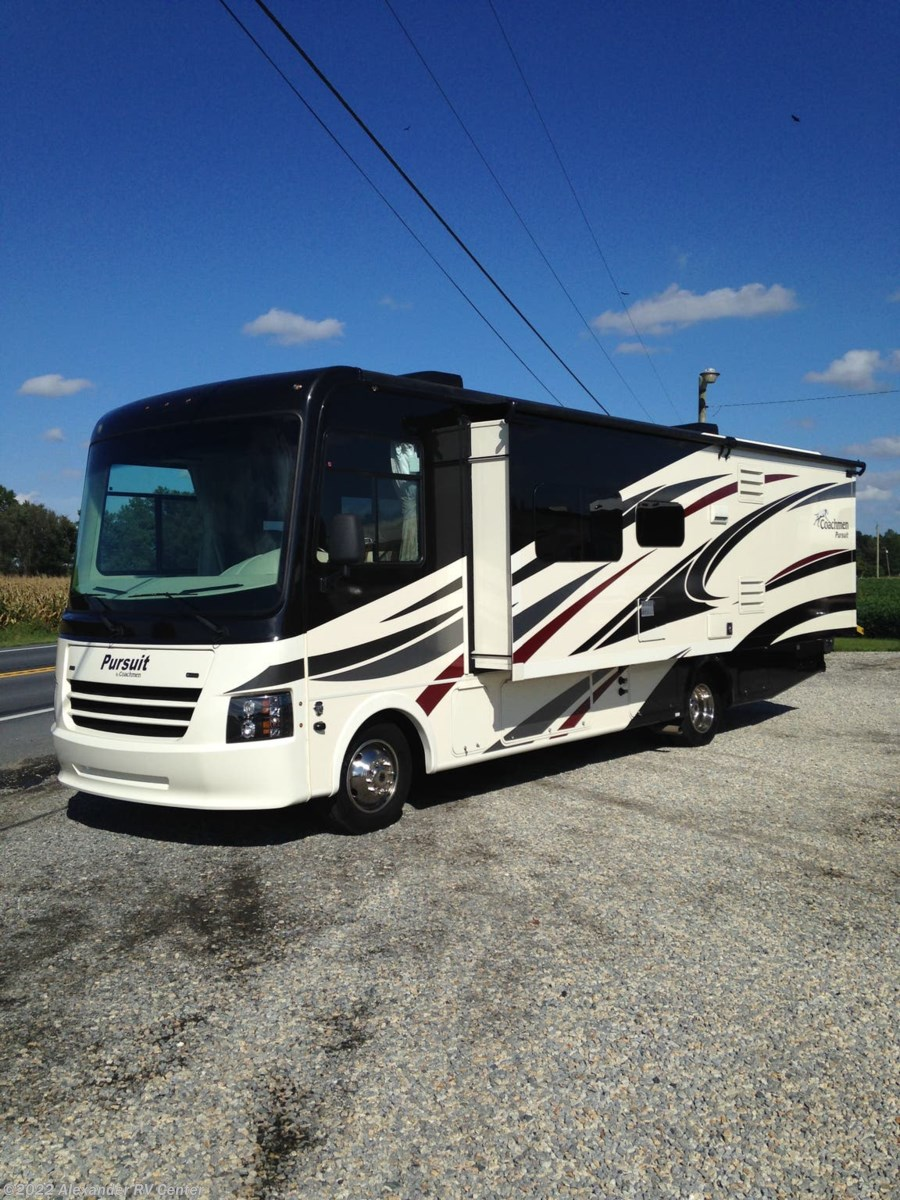 2018 Coachmen Pursuit 30-FW