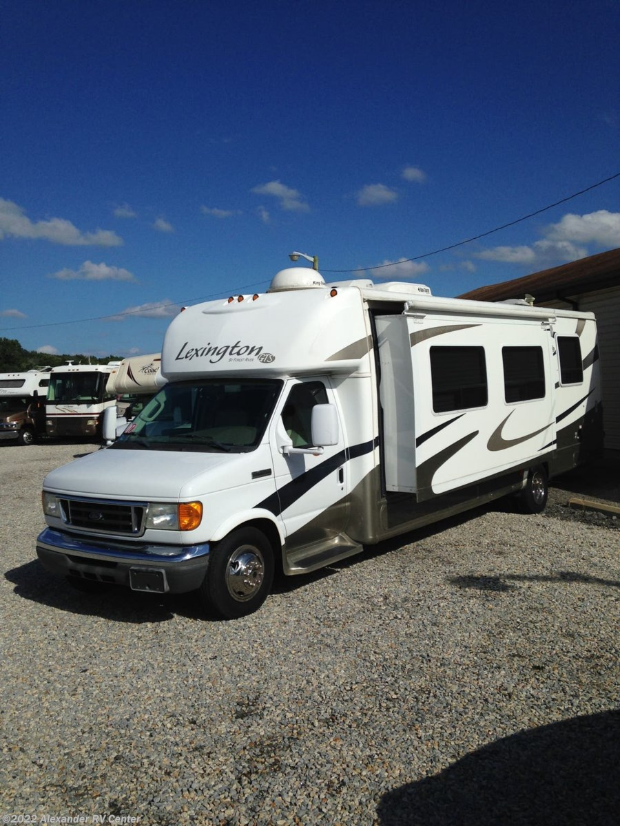 2007 Forest River Lexington Grand Touring Series 300-SS