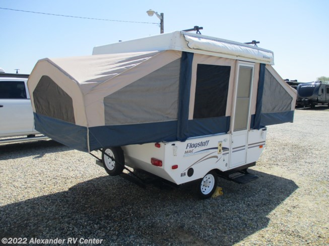 2013 Forest River Flagstaff 176LTD - Used Popup For Sale by Alexander RV Center in Clayton, Delaware features Auxiliary Battery, Converter, Leveling Jacks, Booth Dinette, Smoke Detector