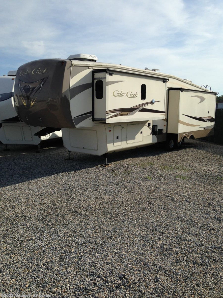 2014 Forest River Cedar Creek 38CK