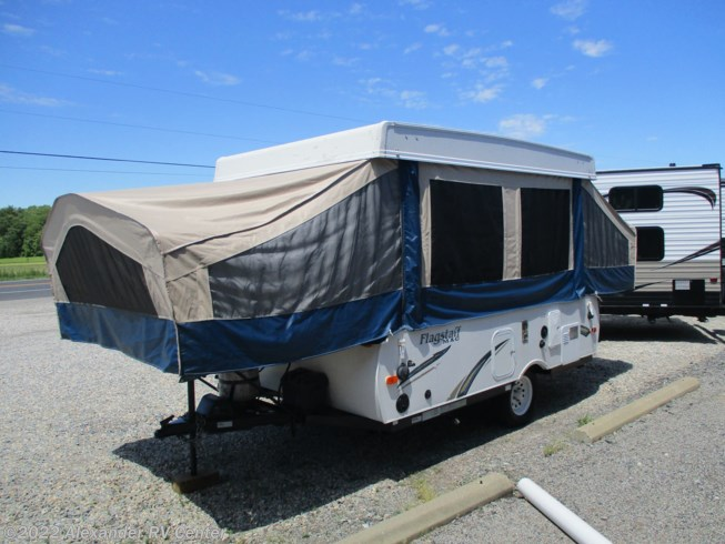 Used 2013 Forest River Flagstaff M.A.C. 205 available in Clayton, Delaware