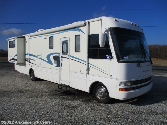 2002 Sea Breeze 8341-LX by National RV from Alexander RV Center in Clayton, Delaware