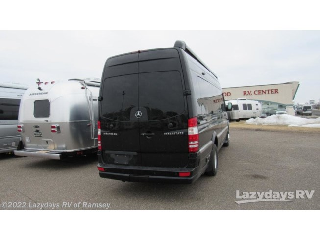 New 2018 Airstream Interstate Lounge EXT Lounge EXT available in Anoka, Minnesota