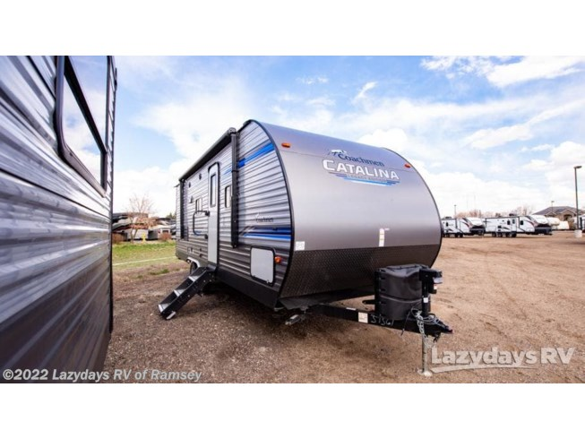 New 2021 Coachmen Catalina Legacy Edition 243RBS available in Anoka, Minnesota
