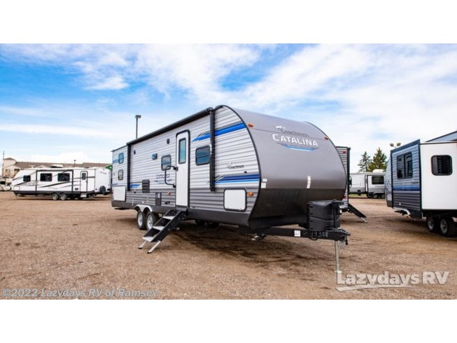 New 2021 Coachmen Catalina Legacy Edition 293QBCK available in Anoka, Minnesota