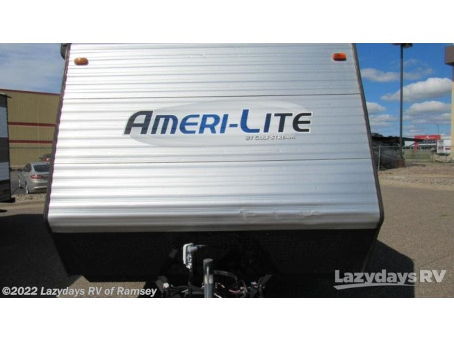 2017 Gulf Stream Amerilite Ameri Lite 16BH - Used Travel Trailer For Sale by Lazydays RV of Minneapolis in Anoka, Minnesota