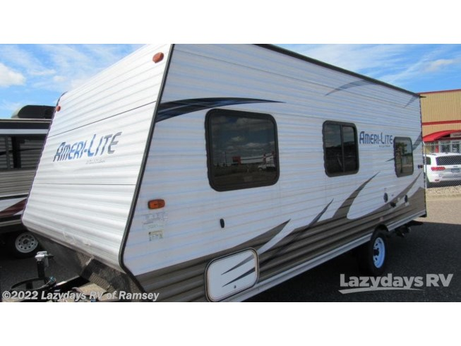 2017 Amerilite Ameri Lite 16BH by Gulf Stream from Lazydays RV of Minneapolis in Anoka, Minnesota