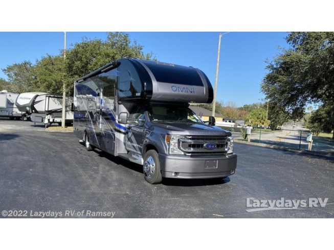 New 2021 Thor Motor Coach Omni RB34 available in Anoka, Minnesota